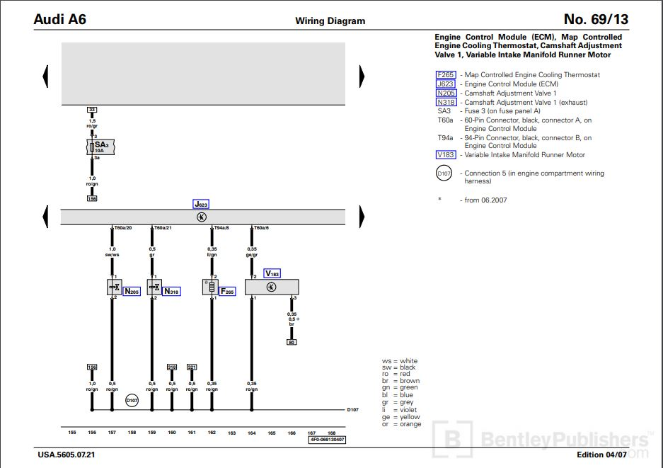Wiring Diagram Page 13